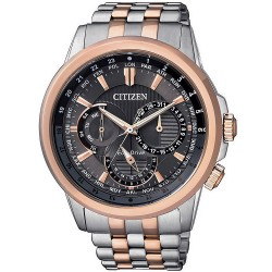 Buy Citizen Men's Watch Calendrier Eco-Drive BU2026-65H Multifunction