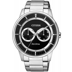 Citizen Men's Watch Style Eco-Drive BU4000-50E Multifunction