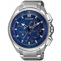 Citizen Men's Watch Radio Controlled Bluetooth Eco-Drive BZ1029-87L