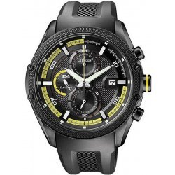Buy Citizen Men's Watch Chrono Eco-Drive CA0125-07E