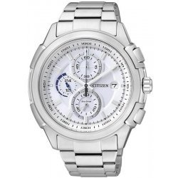 Citizen Men's Watch Chrono Eco-Drive CA0140-54A