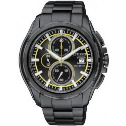 Buy Citizen Men's Watch Chrono Eco-Drive CA0275-55F