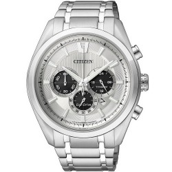 Citizen Men's Watch Super Titanium Chrono Eco-Drive CA4010-58A