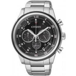 Citizen Men's Watch Metropolitan Chrono Eco-Drive CA4034-50E