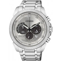 Citizen Men's Watch Super Titanium Chrono Eco-Drive CA4060-50A