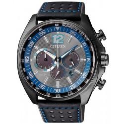 Citizen Men's Watch Crono Racing Eco-Drive CA4199-17H
