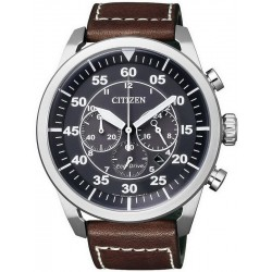 Buy Citizen Men's Watch Aviator Chrono Eco-Drive CA4210-16E