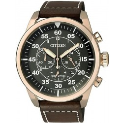 Buy Citizen Men's Watch Aviator Chrono Eco-Drive CA4213-00E