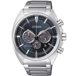 Citizen Men's Watch Chrono Eco-Drive CA4280-53L