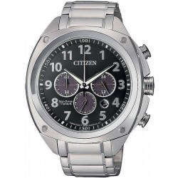 Citizen Men's Watch Super Titanium Chrono Eco-Drive CA4310-54E