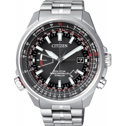 Buy Citizen Men's Watch Pilot Radio Controlled Titanium Evolution 5 CB0140-58E