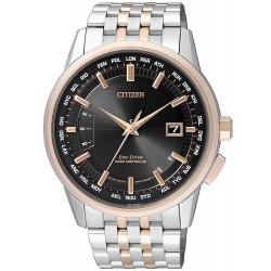 Citizen Men's Watch Radio Controlled Evolution 5 Eco-Drive CB0156-66E