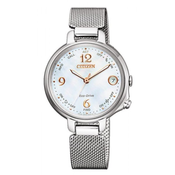 Buy Citizen Ladies Watch Radio Controlled Bluetooth Lady Eco-Drive EE4030-85D