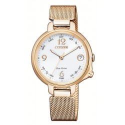 Citizen Ladies Watch Radio Controlled Bluetooth Lady Eco-Drive EE4033-87A