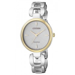 Buy Citizen Ladies Watch Eco-Drive EM0424-88A