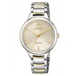 Buy Citizen Ladies Watch Eco-Drive EM0554-82X