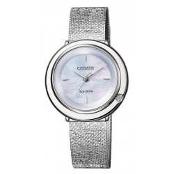 Buy Citizen Ladies Watch Ambiluna Eco-Drive EM0640-82D