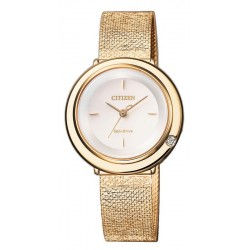 Citizen Ladies Watch Ambiluna Eco-Drive EM0643-84X