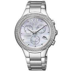 Citizen Ladies Watch Chrono Eco-Drive FB1321-56A