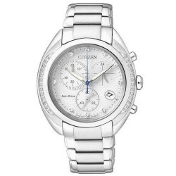 Buy Citizen Ladies Watch Chrono Eco-Drive FB1381-54A