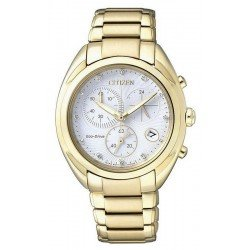 Buy Citizen Ladies Watch Chrono Eco-Drive FB1396-57A