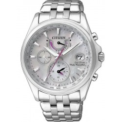 Citizen Ladies Watch Radio Controlled Eco-Drive FC0010-55D