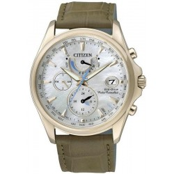 Citizen Ladies Watch Radio Controlled Eco-Drive FC0016-08D