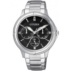 Citizen Ladies Watch Eco-Drive FD2030-51E Multifunction