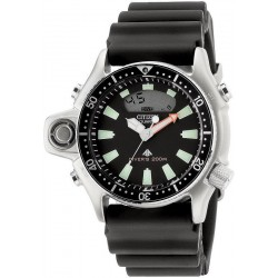 Citizen Men's Watch Promaster Aqualand I Depth Meter JP2000-08E