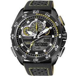 Citizen Men's Watch Promaster Chrono Racing Eco-Drive JW0125-00E