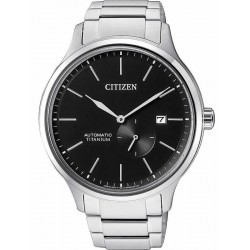 Citizen Men's Watch Super Titanium Mechanical NJ0090-81E
