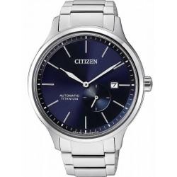 Citizen Men's Watch Super Titanium Mechanical NJ0090-81L