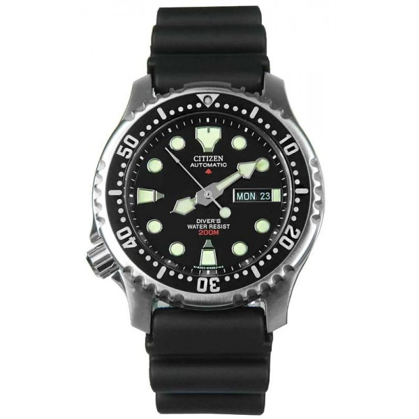 Buy Citizen Men's Watch Promaster Diver's 200M Automatic NY0040-09E