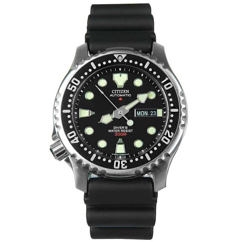 7c86fdbb2a1 Citizen Men s Watch Promaster Diver s 200M Automatic NY0040-09E ...