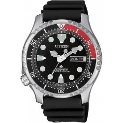 Buy Citizen Men's Watch Promaster Diver's Automatic 200M NY0085-19E