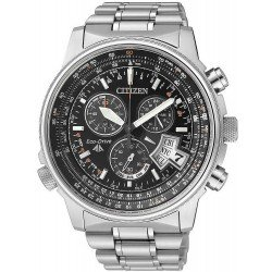 Buy Citizen Men's Watch Promaster The Pilot Radio Controlled Titanium BY0081-54E