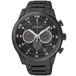 Citizen Men's Watch Metropolitan Chrono Eco-Drive CA4035-57E