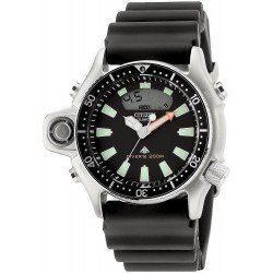 Citizen Men's Watch Promaster Aqualand I JP2000-08E Depth Meter