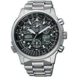 Buy Citizen Men's Watch Promaster Super Pilot Radio Controlled Titanium JY8020-52E