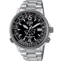 Buy Citizen Men's Watch Promaster Nighthawk Radio Controlled AS2020-53E