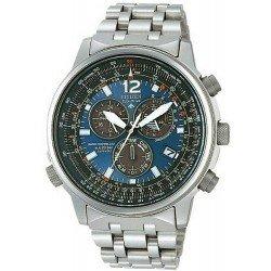 Buy Citizen Men's Watch Promaster Chrono Radio Controlled Titanium AS4050-51L