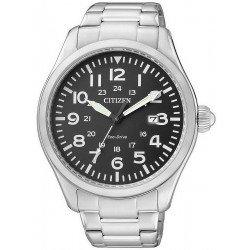 Citizen Men's Watch Military Eco-Drive BM6831-59E