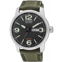 Citizen Men's Watch Military Eco-Drive BM8470-11E