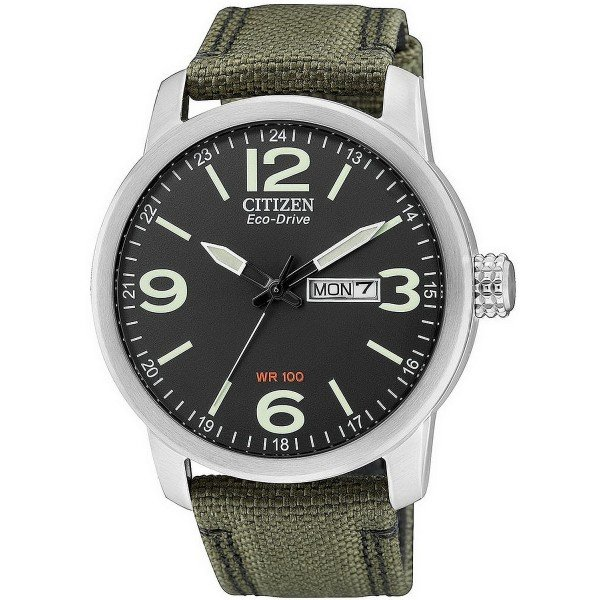 Buy Citizen Men's Watch Military Eco-Drive BM8470-11E