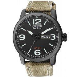 Citizen Men's Watch Military Eco-Drive BM8476-23E