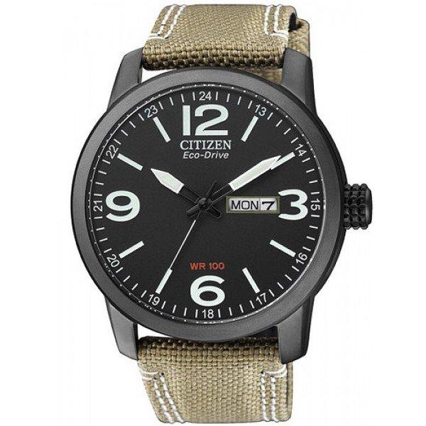 Buy Citizen Men's Watch Military Eco-Drive BM8476-23E