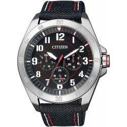 Citizen Men's Watch Military Eco-Drive BU2030-17E Multifunction
