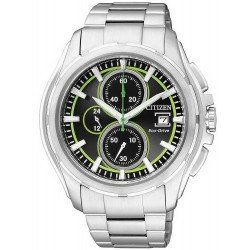 Citizen Men's Watch Chrono Eco-Drive CA0270-59G