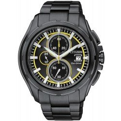 Citizen Men's Watch Chrono Eco-Drive CA0275-55F