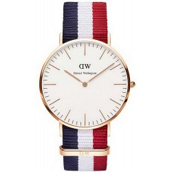 Buy Daniel Wellington Men's Watch Classic Cambridge 40MM DW00100003